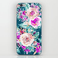 FULL ON FLORAL iPhone & iPod Skin