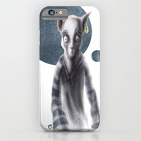 iPhone & iPod Case featuring MarineCat by myripART