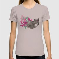 Foxy Womens Fitted Tee Cinder SMALL