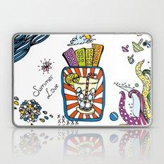 Summer Doodle Laptop & iPad Skin