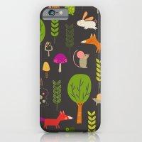 Fox In Woods iPhone 6 Slim Case