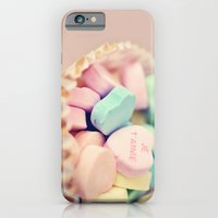 Je T'aime Valentine iPhone 6 Slim Case