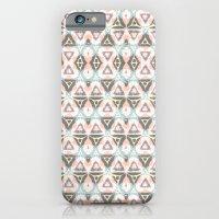 iPhone & iPod Case featuring Acostada by Dega Studios