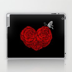 A Butterfly to be, a Rose to blossom... Laptop & iPad Skin