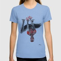 Ultimate Legacy Womens Fitted Tee Athletic Blue SMALL