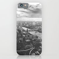 London Skyline BW iPhone 6 Slim Case