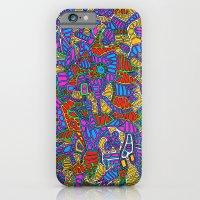 - summer mind - iPhone 6 Slim Case