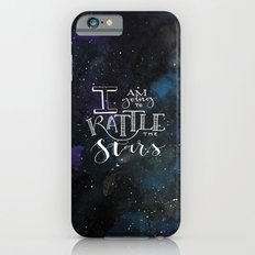 Rattle the S T A R S iPhone 6 Slim Case
