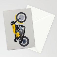 Cafe Bike Stationery Cards