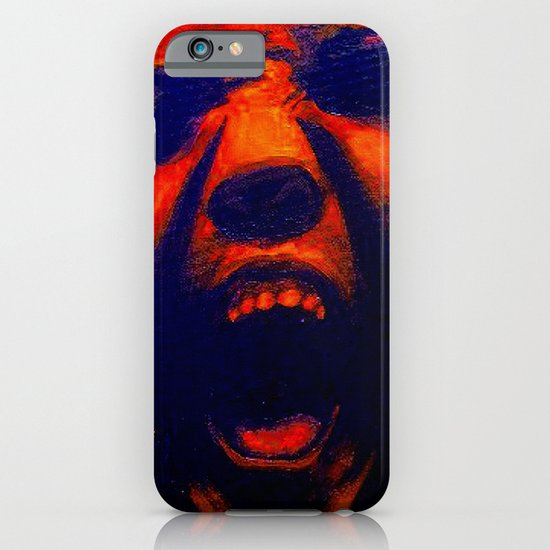 Scream iPhone & iPod Case