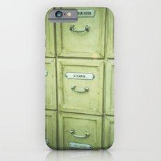 Drawers iPhone 6 Slim Case