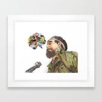 A Revolutionary Idea Framed Art Print