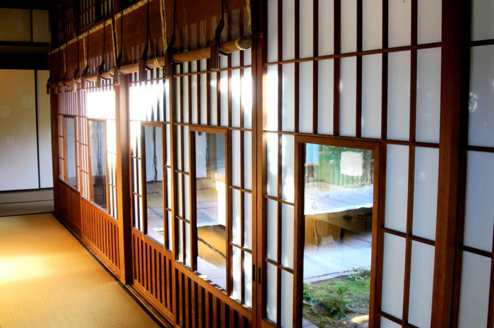 Japanese style windows art print by louise kanefuku society6 for Japanese style windows
