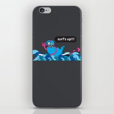 Surf's up!!! iPhone & iPod Skin
