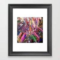 Memento Framed Art Print