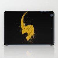 Mischief Splatter iPad Case