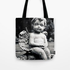 Forgotten angel Tote Bag