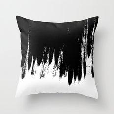 HIGH CONTRAST Throw Pillow