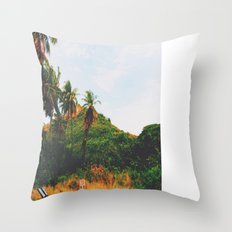 Maui- Paradise Throw Pillow