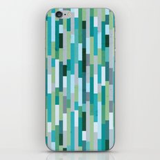 City by the Bay, Rainy Bay Day iPhone & iPod Skin