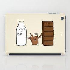 Milk + Chocolate iPad Case