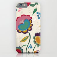 iPhone & iPod Case featuring Nandi by Simi Design
