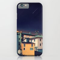 iPhone Cases featuring Castles at Night by Schwebewesen • Romina Lutz