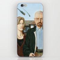 The Heisenbergs iPhone & iPod Skin
