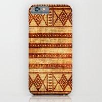 Embossed African Pattern iPhone 6 Slim Case
