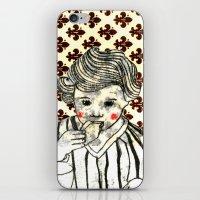 dolls iPhone & iPod Skin