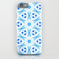 Moroccan Flowers iPhone 6 Slim Case