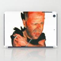 Bruce Willis iPad Case