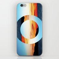 Decoy Geometry iPhone & iPod Skin