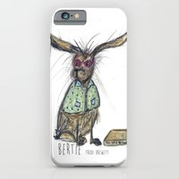 iPhone & iPod Case featuring Bertie by Trudi Drewett Illustration