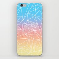 Bakana Rays iPhone & iPod Skin