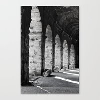 Colosseo Canvas Print