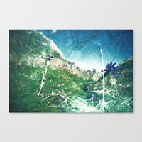 Perfect manners Canvas Print
