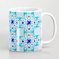 Intricate Geometric Patt… Mug