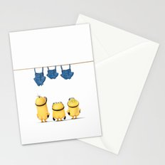 MINIONS LIFE: TOO HOT Stationery Cards