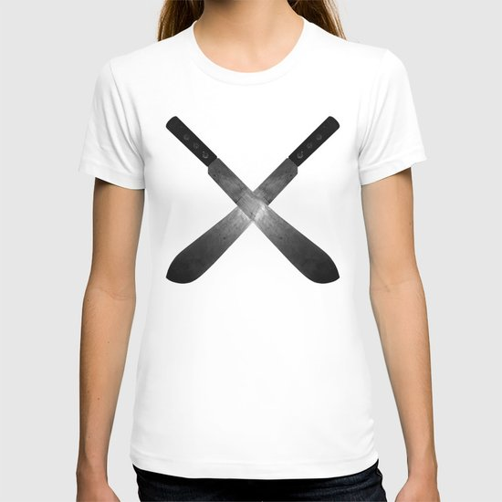 Cross Machete T-shirt