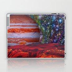 Looking At Jupiter Laptop & iPad Skin