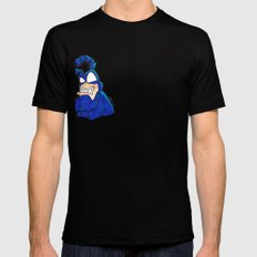SPOON! Mens Fitted Tee Black SMALL