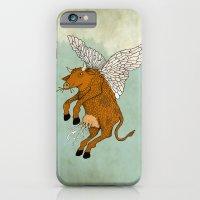 Las vacas voladoras - El día que iPhone 6 Slim Case