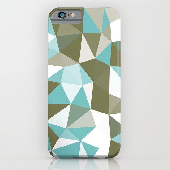 Seaweed Tris iPhone & iPod Case