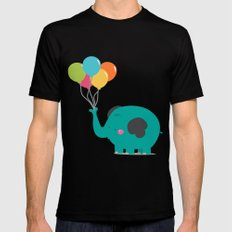 Trompitas SMALL Mens Fitted Tee Black