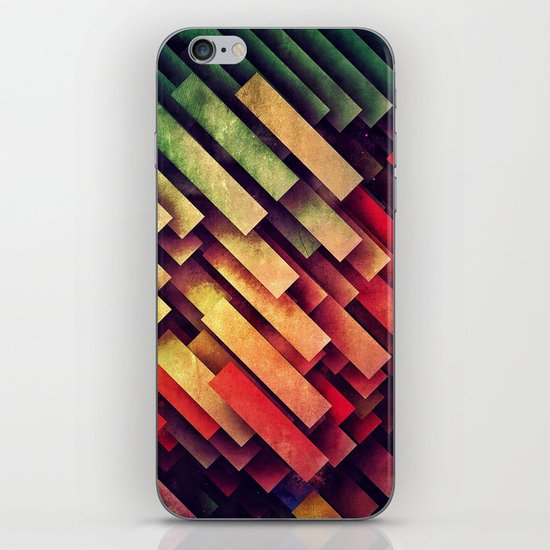 wype dwwn thys iPhone & iPod Skin
