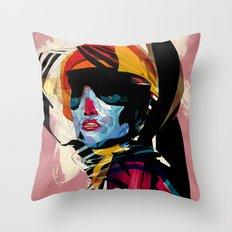 051112 Throw Pillow