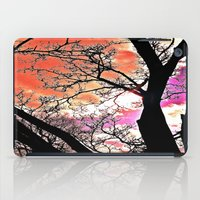Violet Night  iPad Case