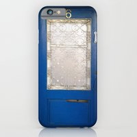 iPhone & iPod Case featuring Old Door by natsnats
