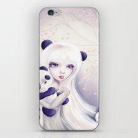 Panda: Protection Series iPhone & iPod Skin